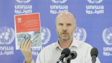 Photo of القائم باعمال مدير عمليات الاونروا الجديد بغزة يكشف عن موعد صرف التعويضات لأصحاب البيوت المدمرة