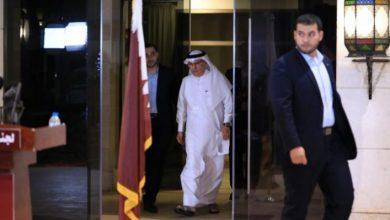 Photo of وصول السفير القطري محمد العمادي إلى قطاع غزة